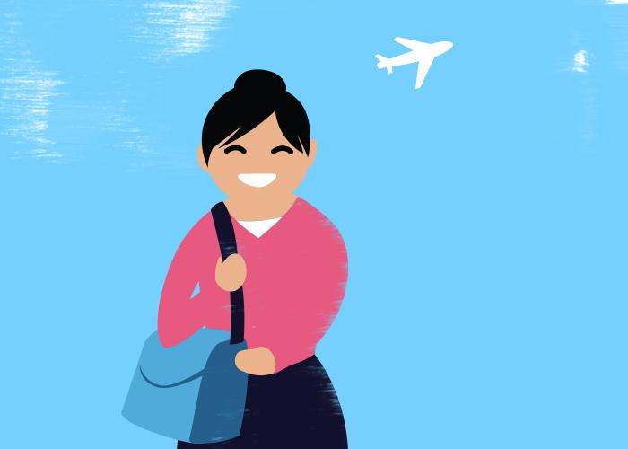 Breastfeeding Mama Travels, image by Ken Tackett